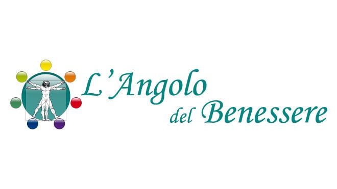 L'Angolo del Benessere - logo per centro estetico