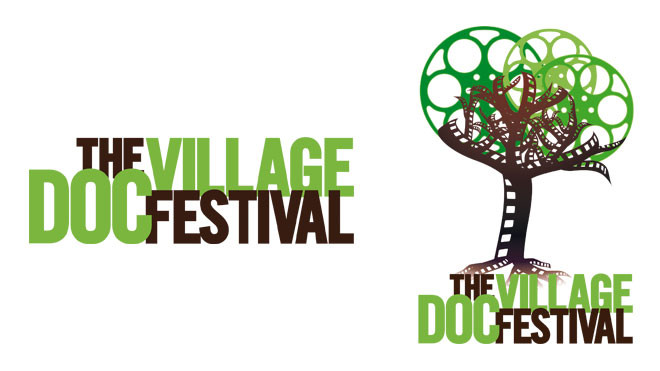 The Village Doc Festival logo