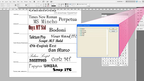 Corso di Adobe InDesign