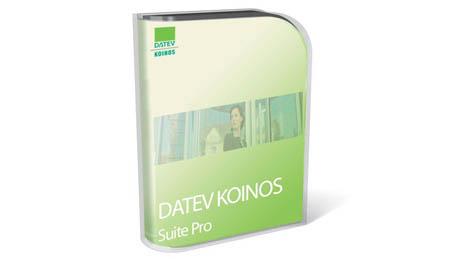 Datev Koinos - grafiche spiegazione Suite