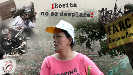 !Rosita no se desplaza! - DVD authoring